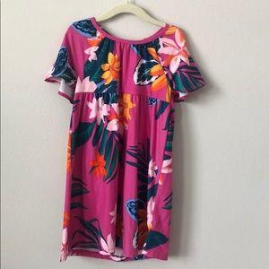 Old Navy Safari Print Dress